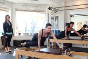 Find Westport Pilates West