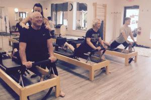 Find Westport Pilates East